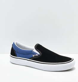 Vans Shoes Slip On Pro Anti-Hero Pfanner Black/Blue