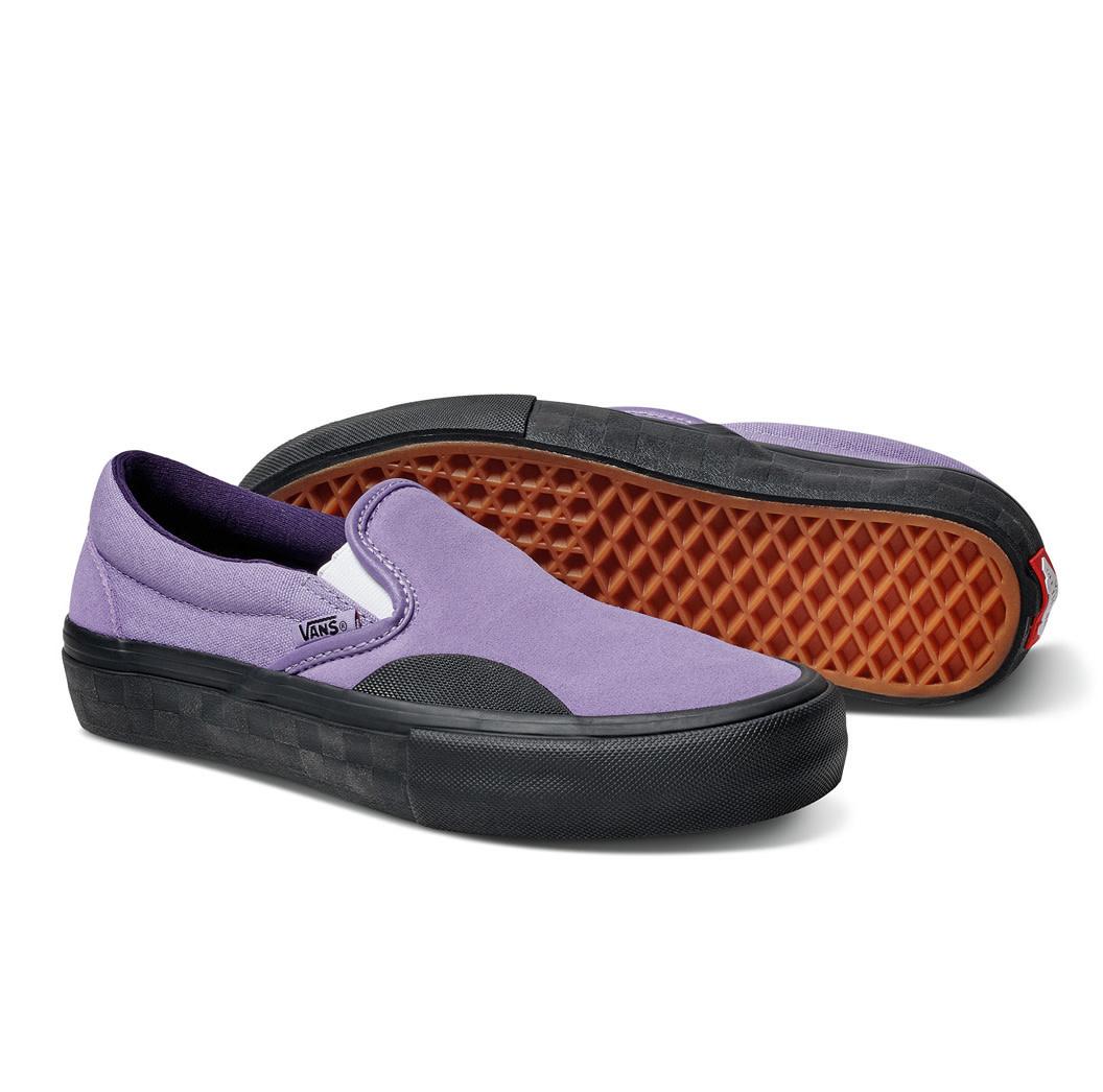 Vans Shoes Slip On Pro Lizzie Armanto Daybreak/Black
