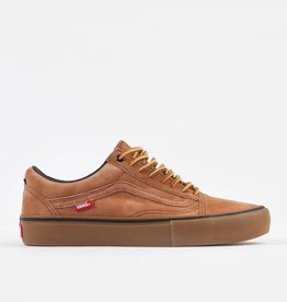 Vans Shoes Old Skool Pro Anti-Hero Cardiel Camel/Gum