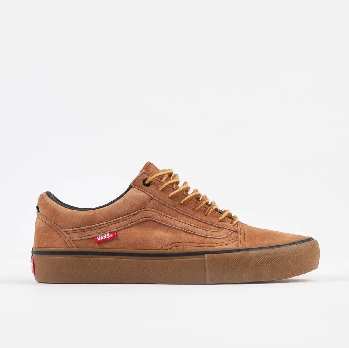Vans Shoes Old Skool Pro Anti-Hero Cardiel Camel/Gum