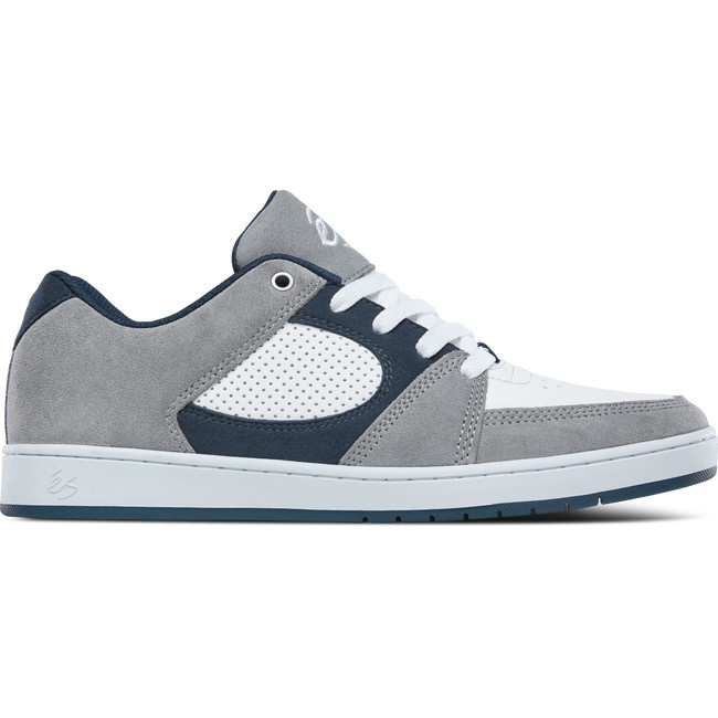 Es Footwear Accel Slim Grey/White/Navy