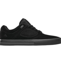 Emerica Footwear Reynolds 3 G6 Vulc Black/Black