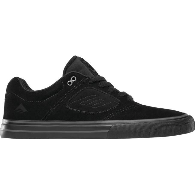 Emerica Footwear Reynolds 3 G6 Vulc Black/Black