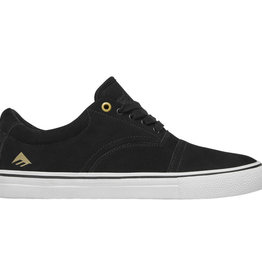 Emerica Footwear Provider Black/White/Gold