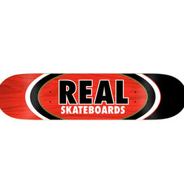 Real Skateboards Dual Oval 7.75
