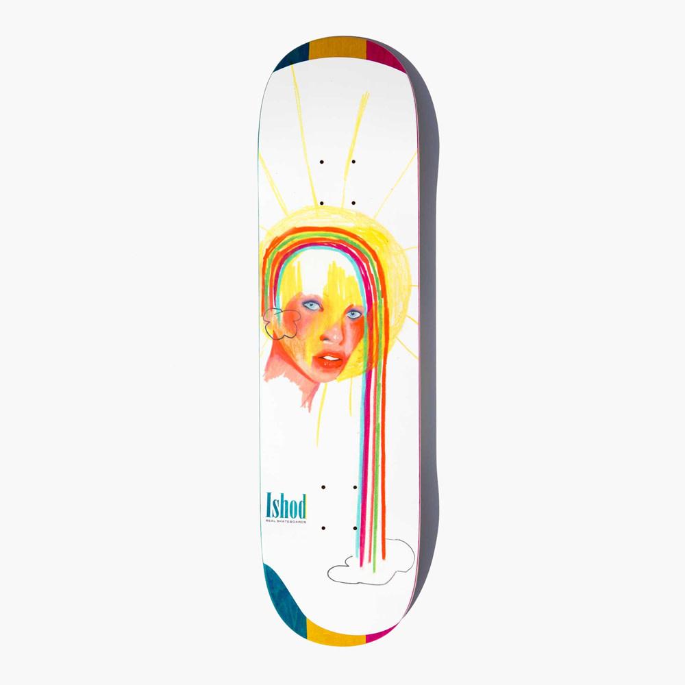 Real Skateboards Jackson Sketch Ishod 8.25