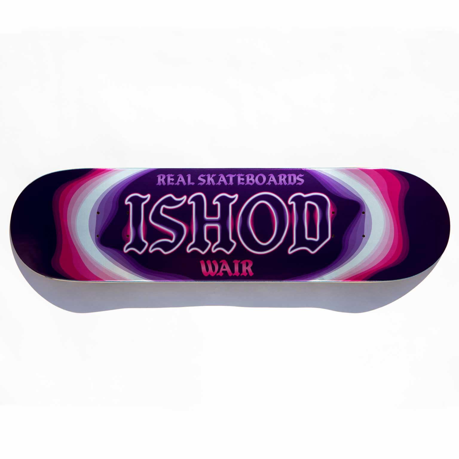 Real Skateboards Bandwidth Oval Ishod 8.18