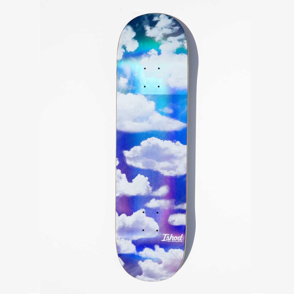Real Skateboards Ishod Sky High Foil 8.38