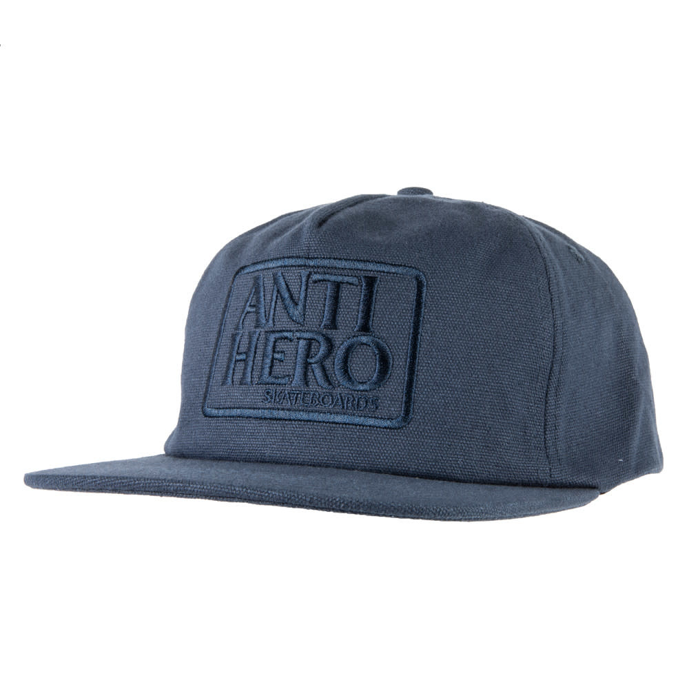 Anti Hero Reserve Emb Snapback Navy