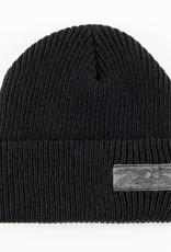 Anti Hero Stock Eagle Label Black/Grey Cuff Beanie