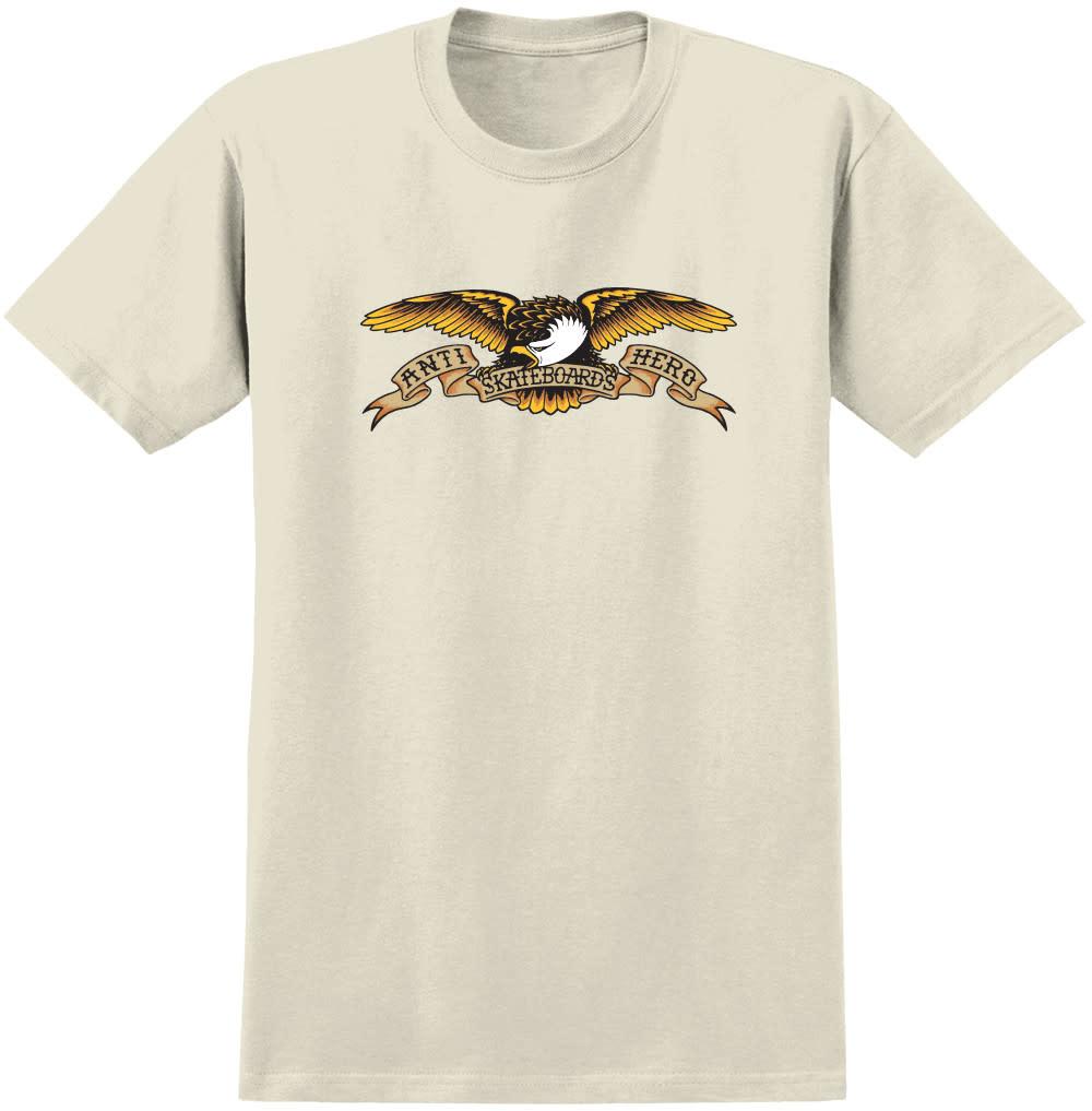 Anti Hero Eagle Cream Tee
