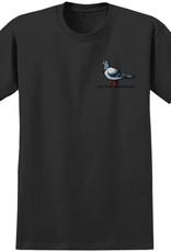 Anti Hero Lil Pigeon Tee Black