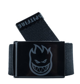 Spitfire Wheels Hombre Belt Black