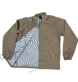 Spitfire Wheels OG Circle Swirl Khaki Jacket