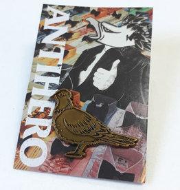 Anti Hero Pigeon Lapel Pin