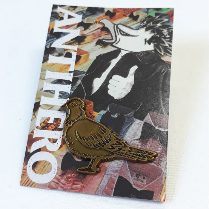 Anti Hero Pigeon Lapel Pin