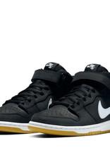 Nike USA, Inc. Nike SB Dunk Mid Pro ISO Black/White-Black