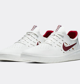 Nike USA, Inc. Nike SB Nyjah Free Summit White/Team Crimson