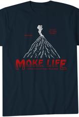 Moke Life Hot Navy Tee