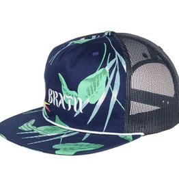 Brixton March HP Mesh Cap Blue