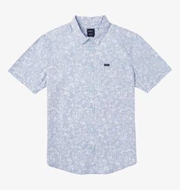 RVCA Sketchy Palms Blue