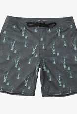 RVCA KLW Palms Trunk Black