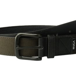 RVCA Reservoire Belt Olive S/M