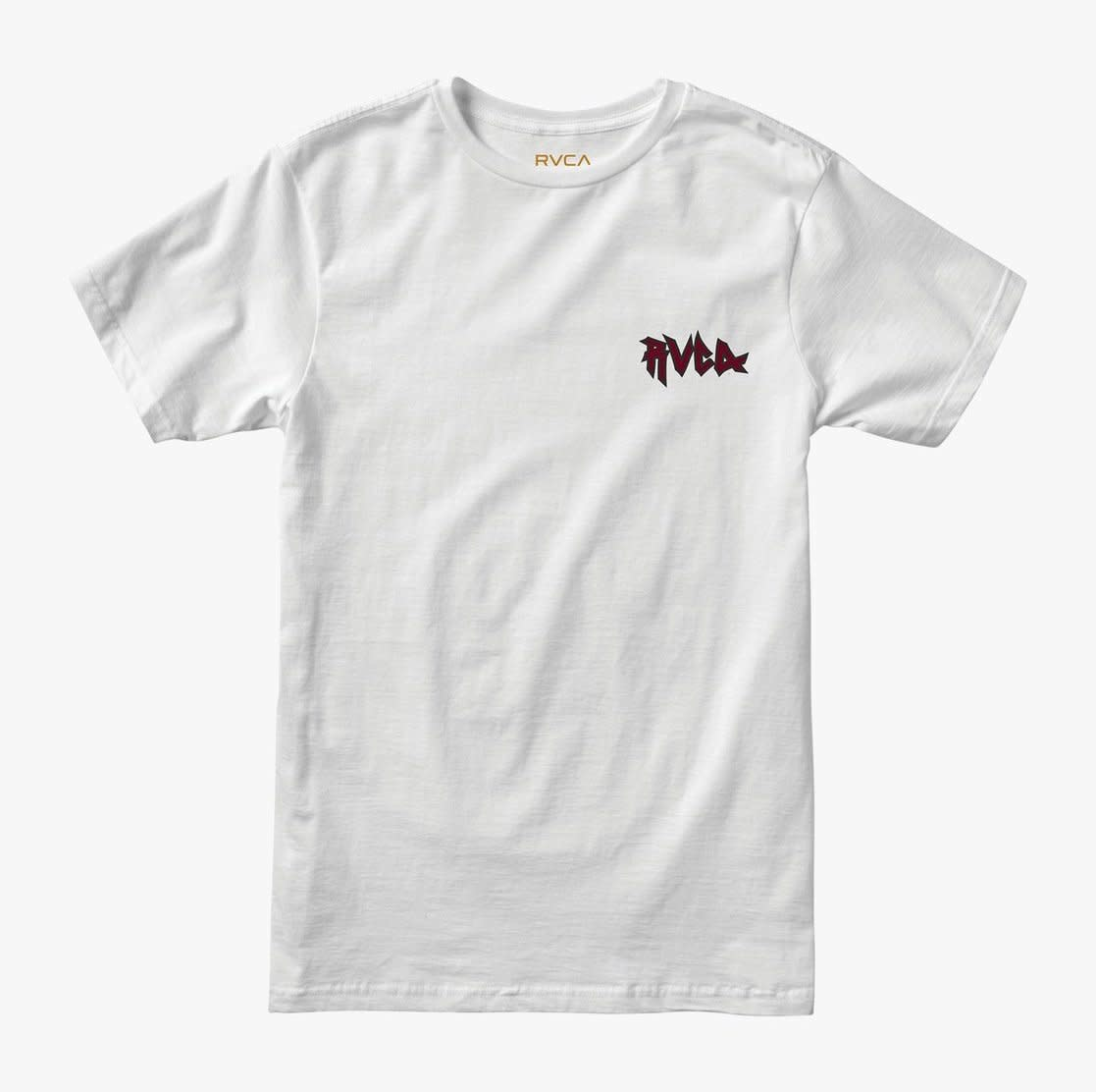 RVCA Monster White