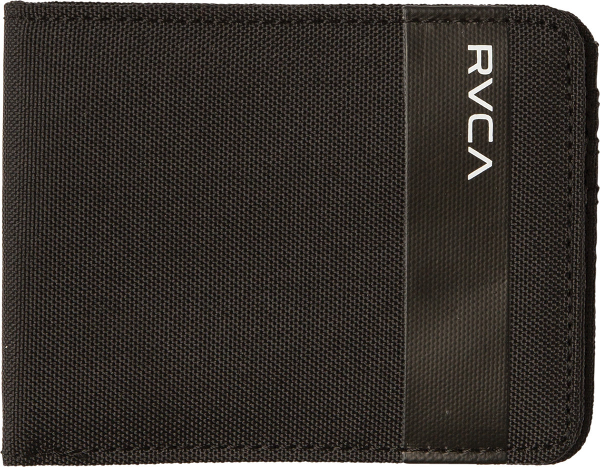 RVCA Leeward Bifold Black