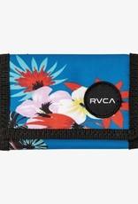 RVCA RVCA Print Trifold Royal