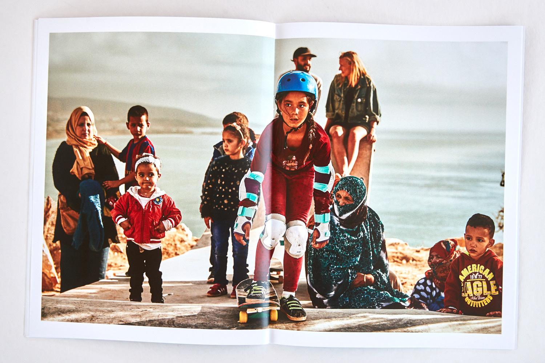Arto Saari Side Mission Morocco - Arto Saari