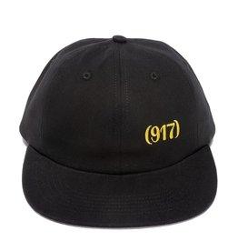 Call Me 917 Area Code Hat Black