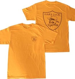 Hard Luck Mfg. Hard Six Gold Tee