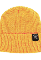 Hard Luck Mfg. OG Woven Yellow Beanie