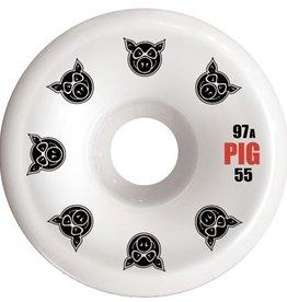 Pig Wheels Pig Head Multi C-Line 55mm