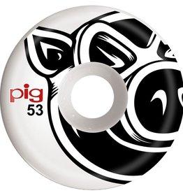 Pig Wheels Pig Head C-Line 53mm
