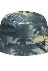 HUF Venice Bucket Hat Black
