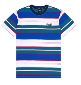 HUF Upland Knit Top Insignia Blue