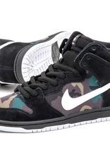 Nike USA, Inc. Nike SB Dunk High Pro Black/White Iguana
