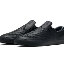 Nike USA, Inc. Zoom Janoski Slip RM Crafted Black/Black