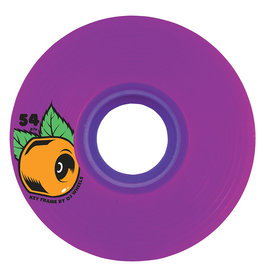 OJ Wheels KeyFrame Purple 54 87a