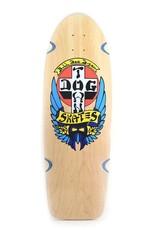 "Dogtown OG Bulldog Classic 10"" Natural/Blue Veneer"