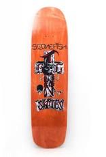 "Dogtown Stonefish Pool 8.375"" Orange Stain"