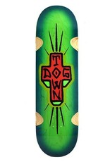 "Dogtown Spray Cross Loose Trucks 9.0"" Neon Green"