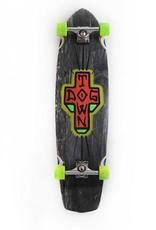 """Dogtown Spray Cross Longboard Complete 9.375"""""""