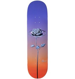 April Skateboards Chrome Rose Fade 8.25