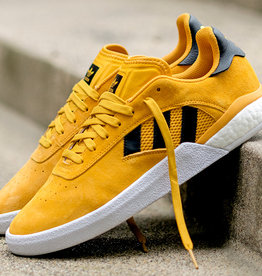 Adidas 3ST.004 Tactile Yellow/Core Black/Gold Metallic Miles Silvas