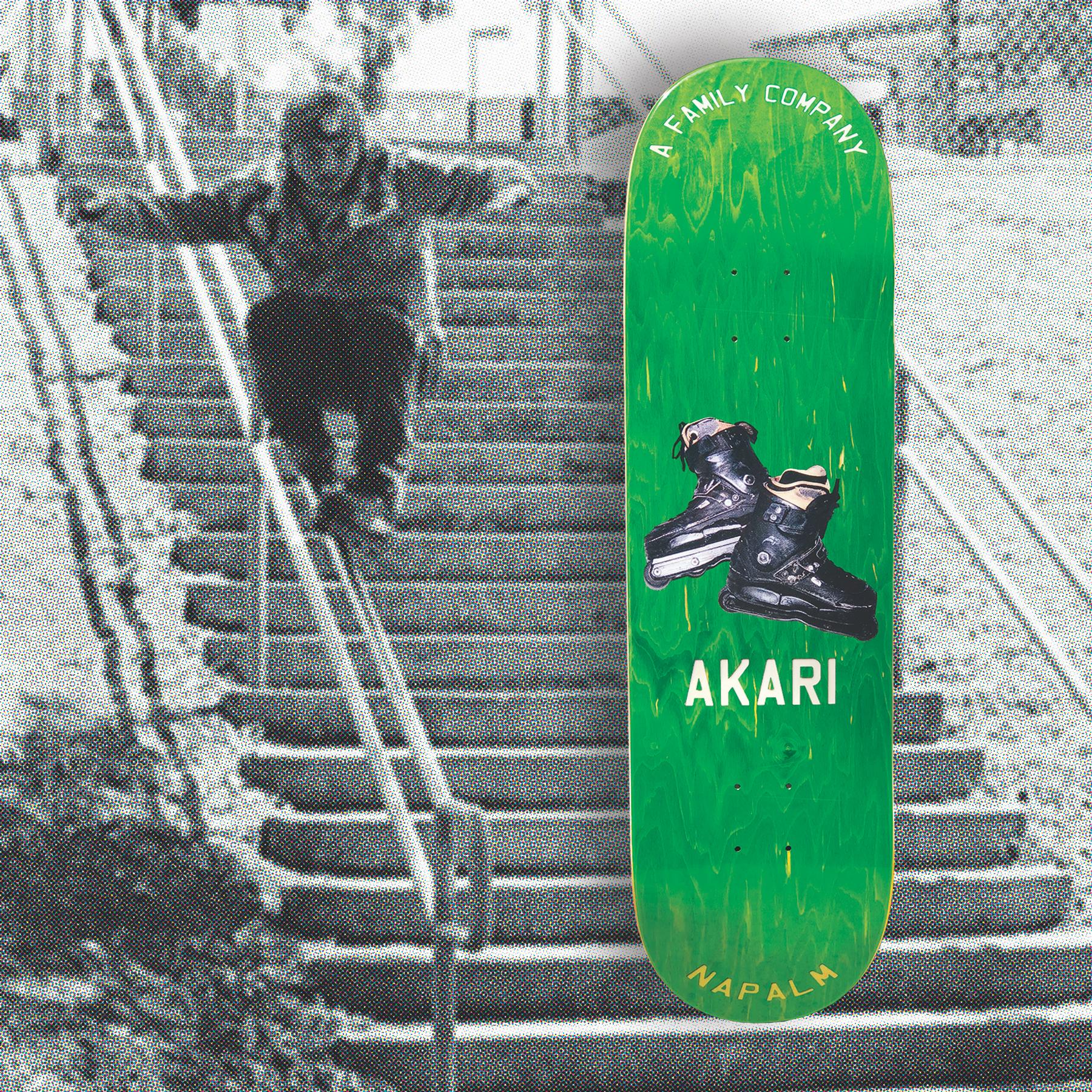 Napalm Akari Pro Deck