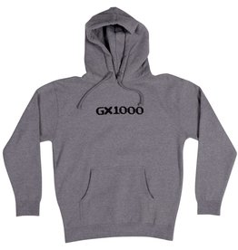 GX1000 OG Logo Gunmetal Hoodie