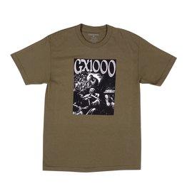 GX1000 Ghoul Military Green Tee